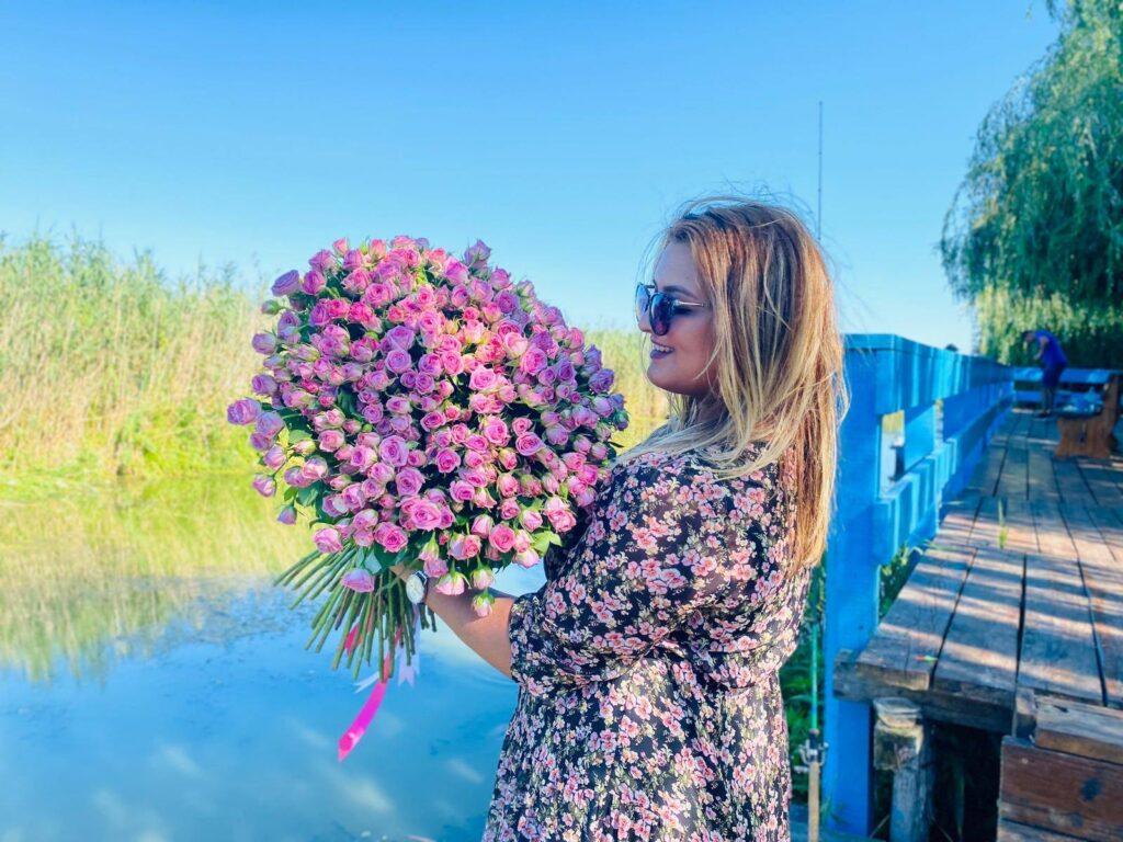 Florărie Tulcea - De ce flori online?