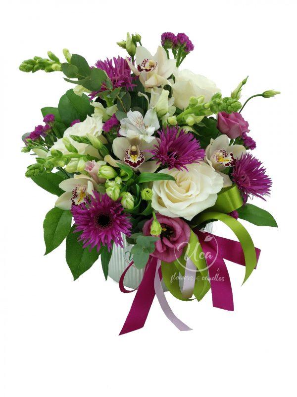 Aranjament floral Uca170 | Florarie în Tulcea - Uca Flowers & Candles