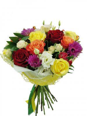 Buchet Uca300 | Florarie în Tulcea - Uca Flowers & Candles